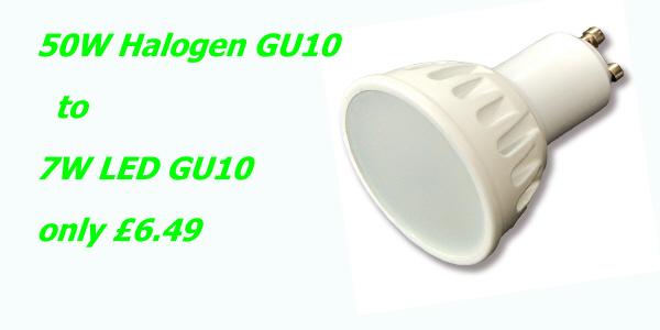 gu10 offer