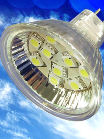 MR16 LEDs