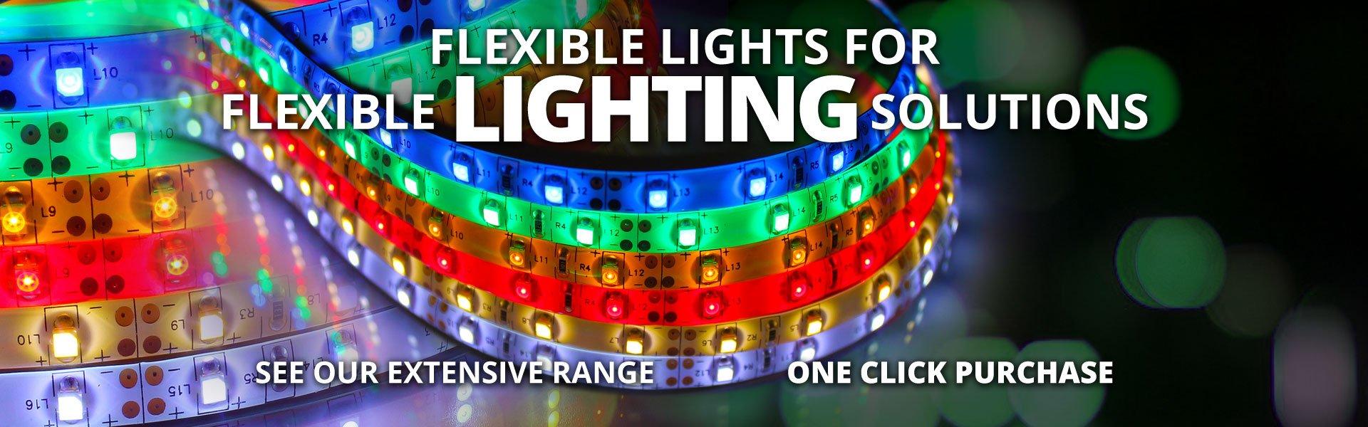 Flexible Lighting Solutions