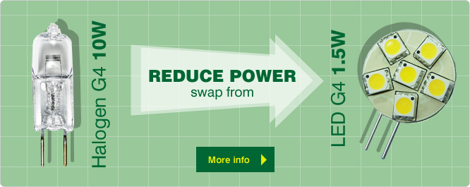 reduce power bulbs