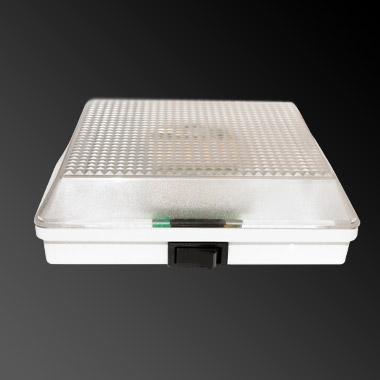 G4 Led Bulb >> 12V or 24V Square Swicthed 21 LED