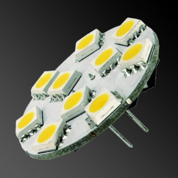 10-LED-Back-Pin-G4