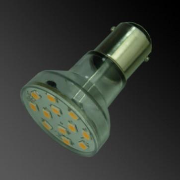 12-LED-Bayonet-Spotlight