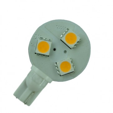 3 LED T10 Side Pin
