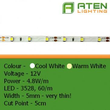 LED 12V 3528 4.8W/m