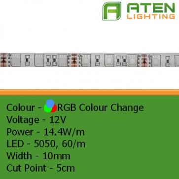 5050 RGB 14.4W/m