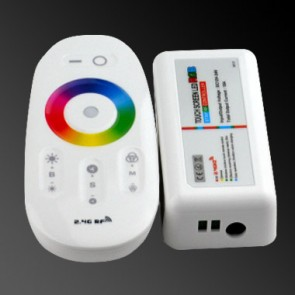 LED 2.4G RGB Touch Controller