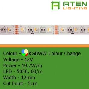 5050 RGBW 19.2W/m