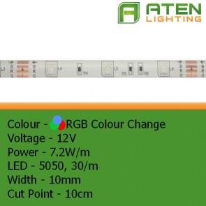 5050 RGB 7.2W/m