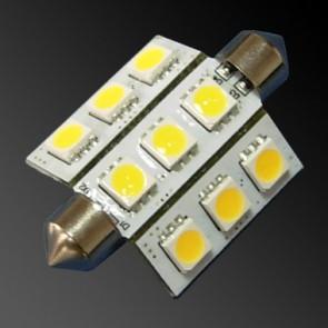 9 LED 42mm Festoon