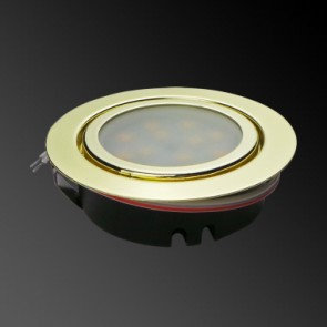 Gold LED Recess Downlight