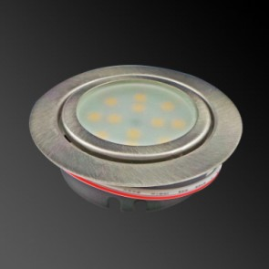 Nickel LED Recess Downlight